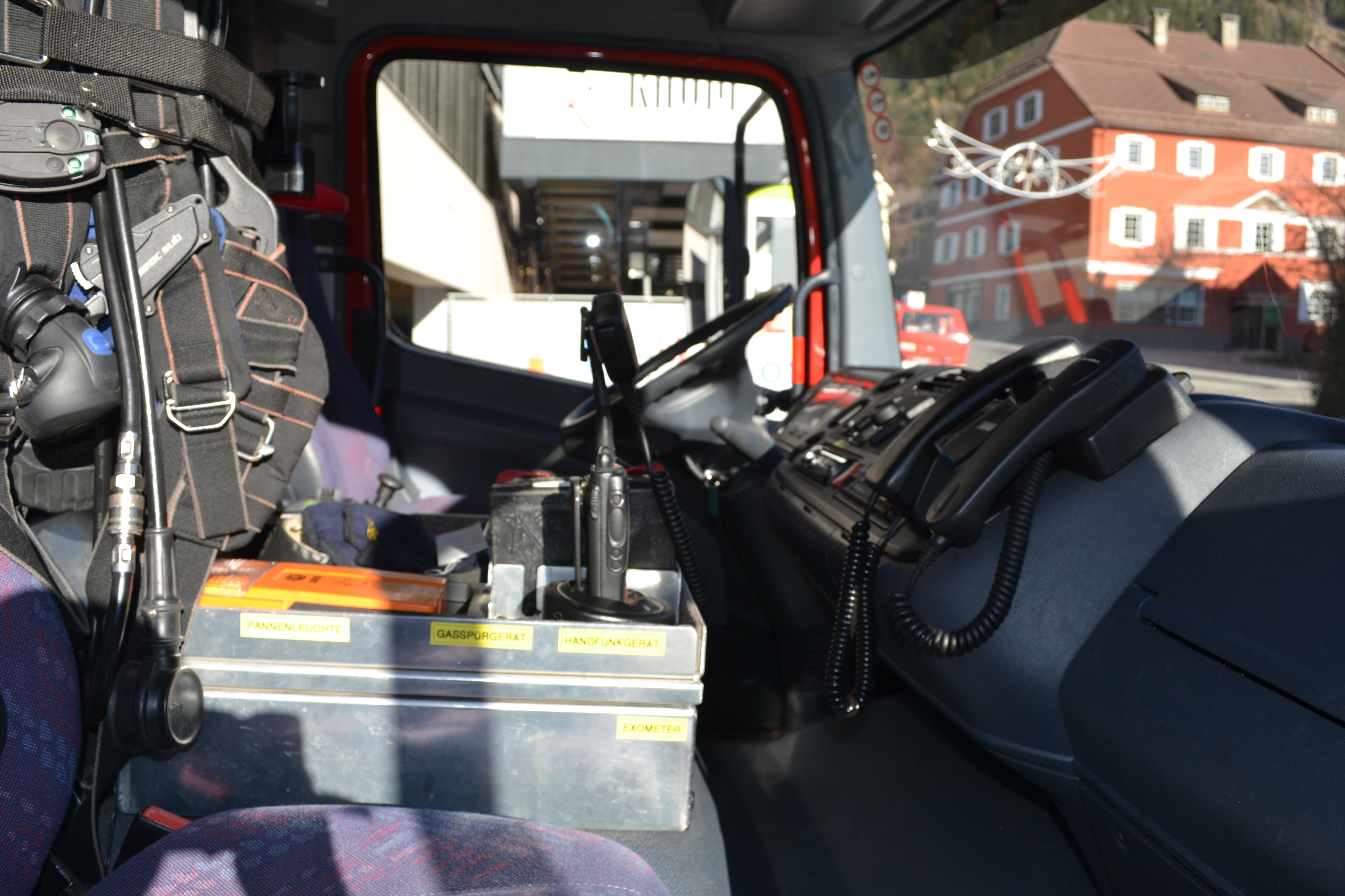 Gefährliche Stoffe Fahrzeug Allrad (GSF-A)