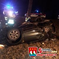Verkehrsunfall Gratschach