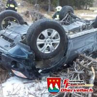 Verkehrsunfall Jamnigalm