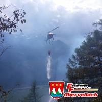 Bahnböschungsbrände ÖBB Tauernstrecke