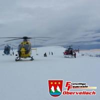 Lawinenabgang Mölltaler Gletscher