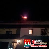Brandeinsatz Untergratschach