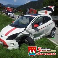 Verkehrsunfall Semslach