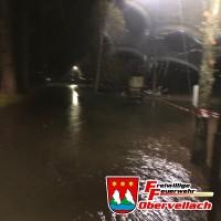 Hochwasser und Sturm 29.10.2018