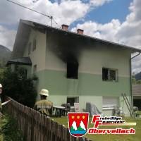 B5 Brand Wohnhaus