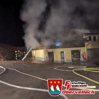 B4 - Brand Nebengebäude, Schmelzhütten