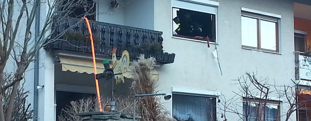 Wohnhausbrand Kolbnitz
