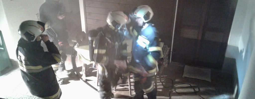Brandeinsatz Kellerbrand Obervellach